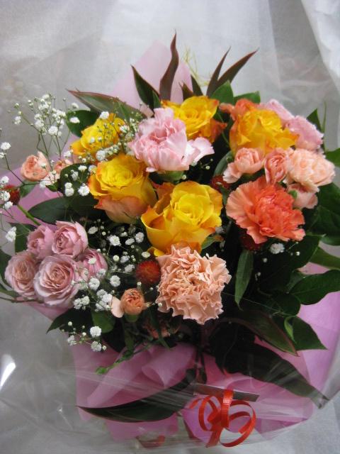 画像1: H-10 エレガントな花束