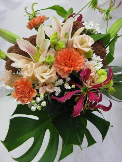 画像1: H-11 おしゃれな花束