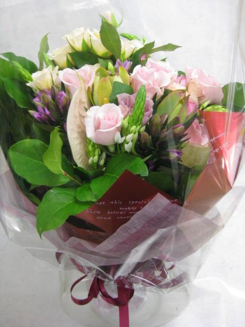 画像1: H-13 おしゃれな花束
