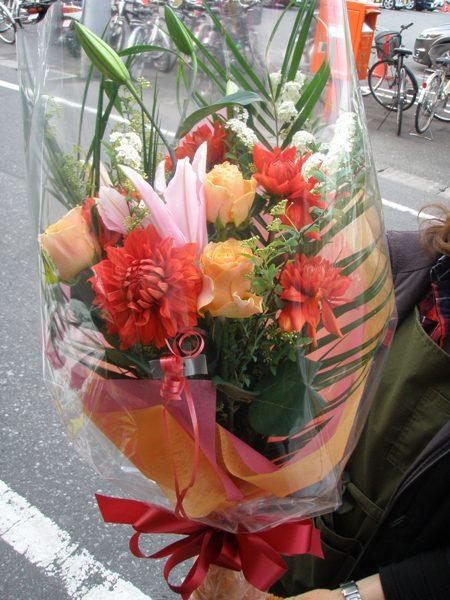 画像1: H-01 おまかせ花束