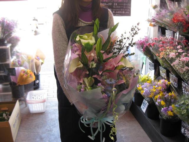画像1: H-16 豪華な花束