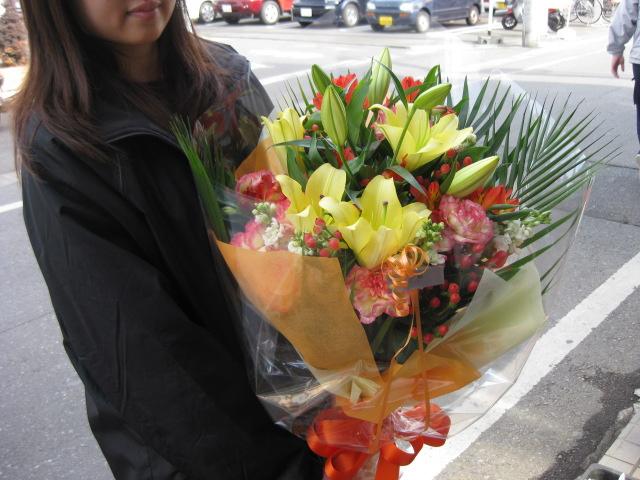 画像1: H-15 豪華な花束