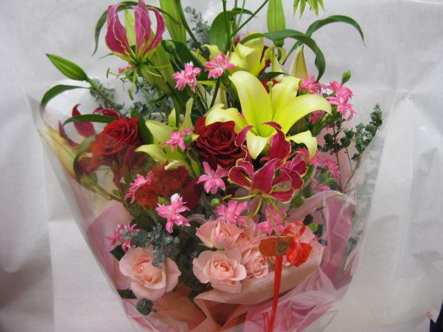 画像1: H-17 豪華な花束